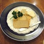 ニューミュンヘン - チーズ盛り合わせ
