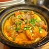 かんちゃん - 料理写真:チゲ鍋かんちゃん風