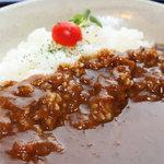 フジヤマプリン - おばあちゃんから受け継いだ手造りライスカレー 750円~