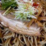 麺場 風雷房 - つけ麺の麺