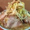 ラーメン富士丸 - 料理写真:豚入りニンニクヤサイ