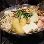龍屋 - 博多モツ鍋(しょうゆ)