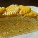 バーゼル - かぼちゃのモンブラン