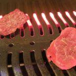 肉焼食堂もりしん - カイノミと千本スジ