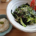 四季彩茶屋 葉菜  -
