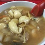 中華料理 花蓮 - 料理写真:五目海鮮タンメン(850円)