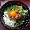 みずく - 料理写真:台湾まぜそば