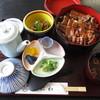 和食にわ - 料理写真:上ひつまぶし定食3240円