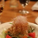 ステーキレストランそうま - 料理写真:サラダ