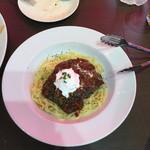 グラデボール - 料理写真:メインのパスタ