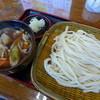 元気や - 料理写真:肉汁うどん(580円)