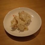 銀座酒蔵検校 - 手作りポテトサラダ