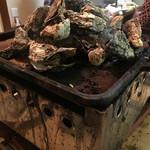 かき小屋フィーバー@BLUEJAWS - ガンガン鉄板焼き 食べ放題
