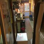 かき小屋フィーバー@BLUEJAWS - 店内