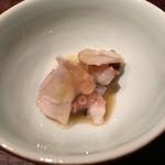 千翠 - 飯蛸
