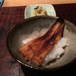 千翠 - 穴子丼