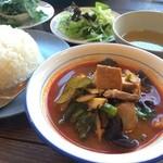 タイのごはん ラークパクチー - ジャングルカレー