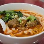 京華樓 - 牛ばら肉刀削麺