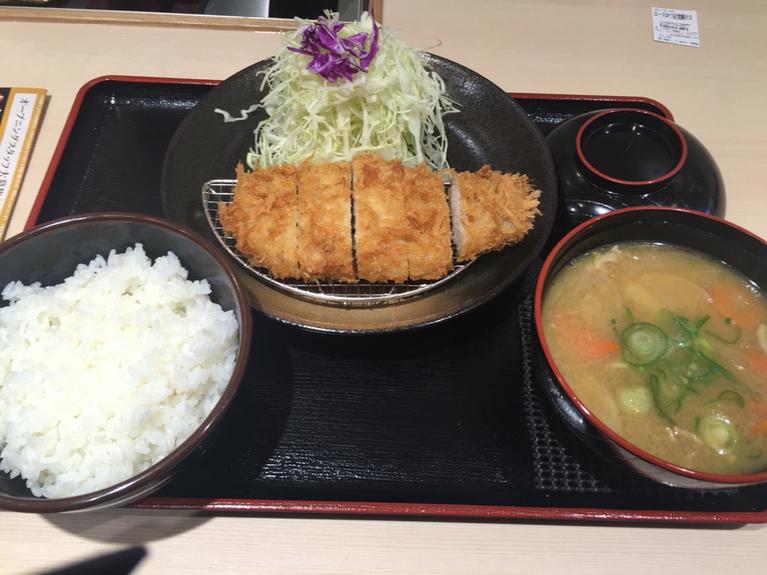 松のや 中野坂上店