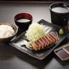牛カツのタケル - 料理写真:牛カツ定食
