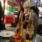 墨国回転鶏料理 - コロナ