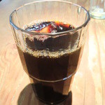 パームスカフェ - ドリンクバー(これはアイスコーヒー)