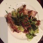 オステリア パージナ - 地鶏のグリル