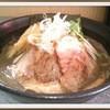 ひな多 - 料理写真:メガ煮干しラーメン