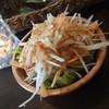 ミルク リトル ガーデン ルーム - 料理写真:ドレッシングいっぱいのサラダ