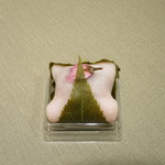 銀座あけぼの - 料理写真:さくらもち