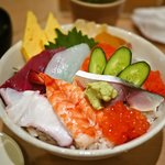 4918426 - 海鮮丼
