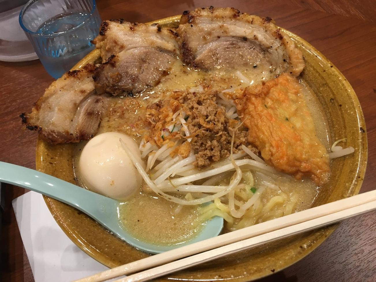 蔵出し味噌 麺場 壱歩 入間店
