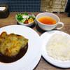 ロッケン キッチン - 料理写真:平田牧場の三元豚のミラノ風カツレツランチセット