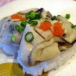北々亭 - 船上蒸し牡蠣