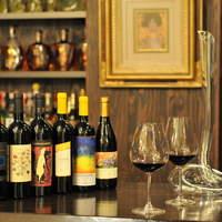 Vieni - イタリア各地のワインをリーデル社製のグラスでご提供しております