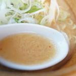 平成軒 - スープ
