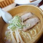 平成軒 - 平成軒セット(味噌、カレー