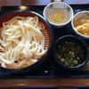 丸亀製麺 - 料理写真:ざるうどん並