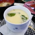 すし 銚子丸 - 茶碗蒸し