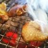とり徹 - 料理写真:地鶏炭火網焼き