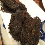 琉球料理といまいゆ しんか/肉バル&ダイニングヤンバルミート - もずく天ぷら