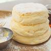 プレーンパンケーキ/ふわふわ