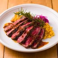 ■おすすめ2■アンガス牛ステーキ シャリアピンソース
