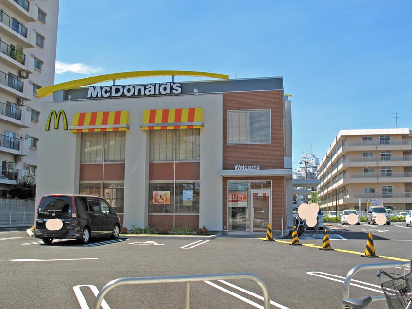 マクドナルド 2号線尼崎店