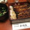 かね松 - 料理写真:うな重(松)(2100円)