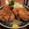 岡田 - 料理写真:ミンチカツ&とんかつ