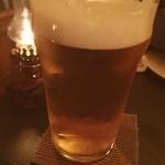 ミンタマ - オリオン生ビール