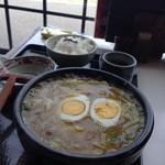 麺乃匠 いづも庵 - 淡路島といえばここの石焼カレーうどんやでっ
