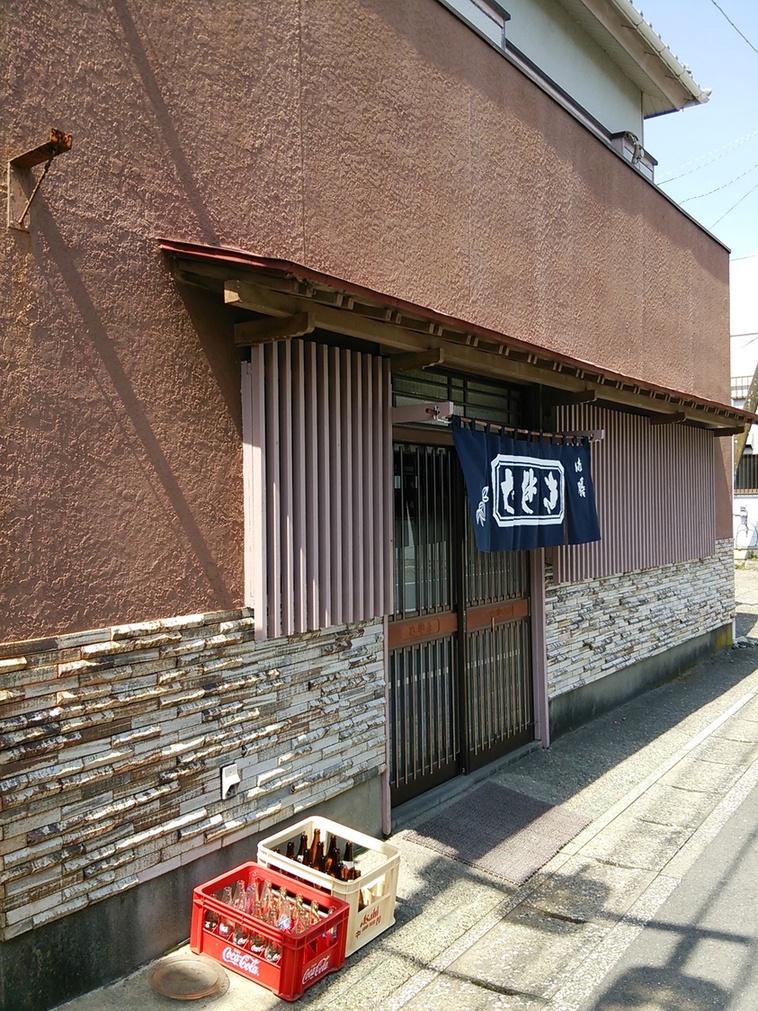 梅本 そば店