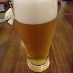 ソル ヒガシヤマ - 生ビール